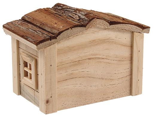 Domcek SA dreveny 20,5x14,5x12cm