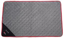 Podložka SCRUFFS Thermal Mat čierna 120cm