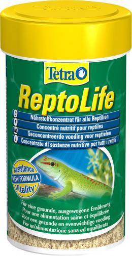 Tetrafauna ReptoLife 100ml prasok,vyziva