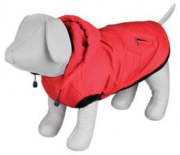 Vesta zimná pre psy Trixie M Palermo červená 50cm