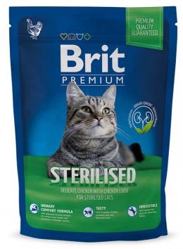 Brit Premium Cat Sterilized 300g