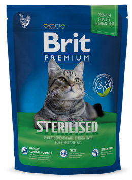 Brit Premium Cat Sterilized 300g