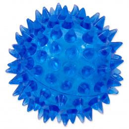 Hracka DF lopta modra 5cm