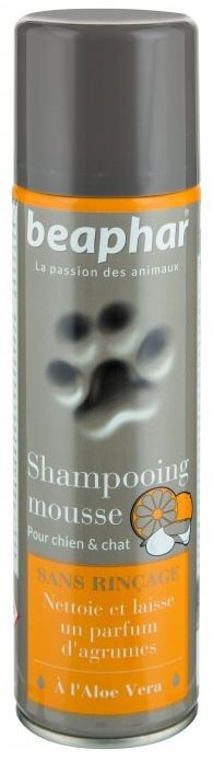Šampon suchý pěnový 250ml
