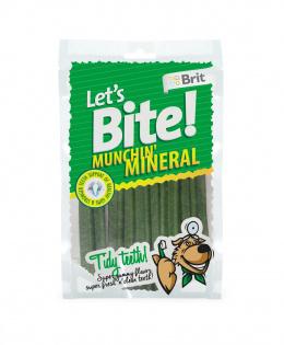 BRIT Lets Bite Munchin Mineral 105 g