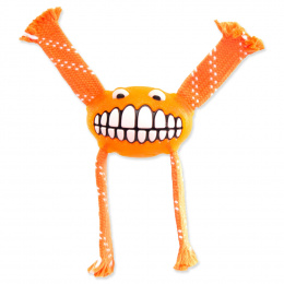 Hracka Flossy Grinz oranzova 21cm
