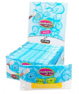Rukavice Inodorina cistiace Baby Powder 5ks