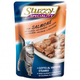 Kapsicka STUZZY Cat Speciality losos 100g