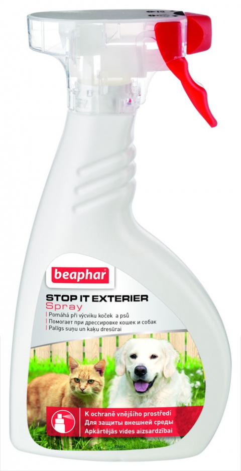 Odpuzovac Stop It Exterier Sprej 400ml