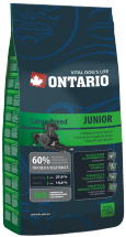 ONTARIO Junior Large Breed 13kg