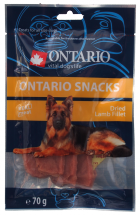 ONTARIO Snack Dry Lamb Fillet 70g
