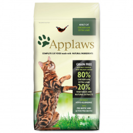 APPLAWS Dry Cat Chicken with Lamb 2 kg