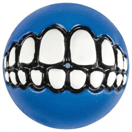 Hračka lopta Grinz modrá 4,9cm