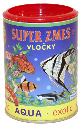 Superzmes 350ml vlocky