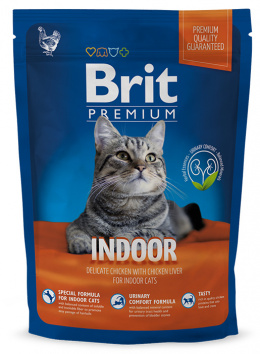 Brit Premium Cat Indoor 800 g