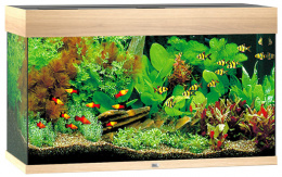 Akvarium set Rio LED 125 dub 81*36*50cm, 125l