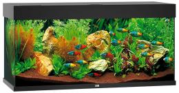 Akvarium set Rio LED 180 cierne 101*41*50cm,180l