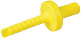 Trixie Dog Activity Hračka MOT AQUA 29cm plávajúci kolík žltý