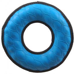 Hracka DF Rubber kruh modra 22cm