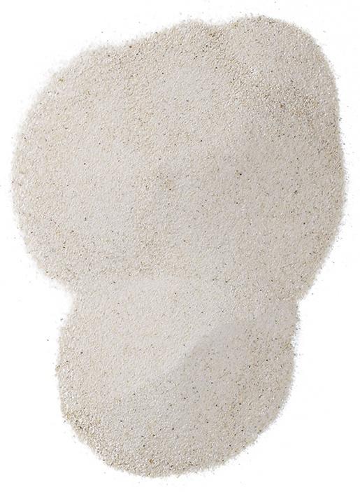 Piesok akvarijny biely 25kg