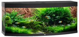 Akvarium set Vision LED 450 cierne 151*61*64cm,450l
