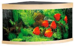 Akvarium set Trigon LED 350 sv. hnede 123*87*65cm,350l