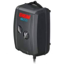 Kompresor vzduchovaci EHEIM 200, 2x100l/h, 4W