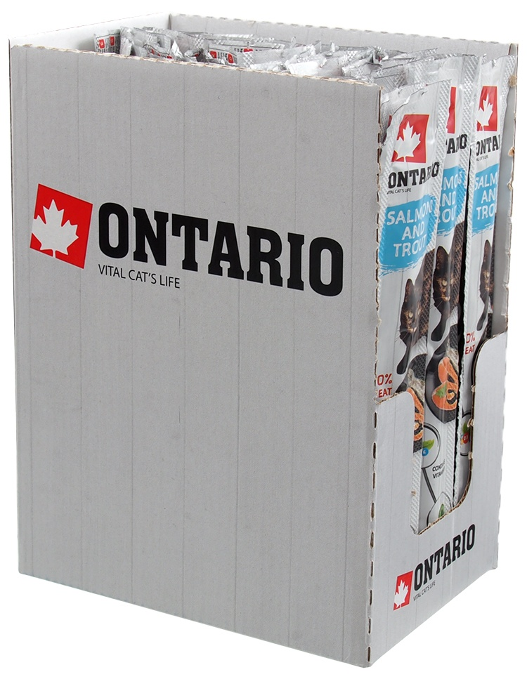 ONTARIO Stick for cats Salmon Trout 5g