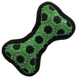 DF hračka Hextex kosť 14,5 cm zelená