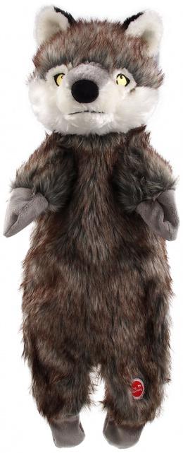 Hracka DF Skinneeez vlk plys 50cm