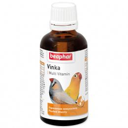 Vinka vitaminy pre vtaky