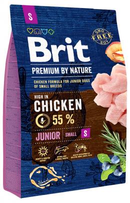 Brit Premium by Nature Junior S 3 kg