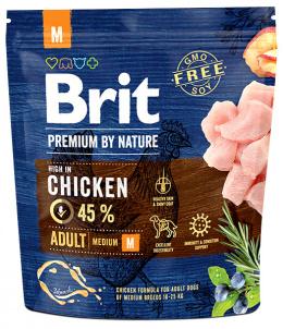 Brit Premium by Nature Adult M 1 kg