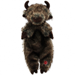 Hracka DF Skinneeez bizon plys 34cm
