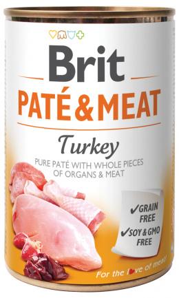 Brit Pate a Meat morka 400g