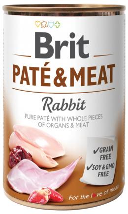 Brit Pate a Meat kralik 400g