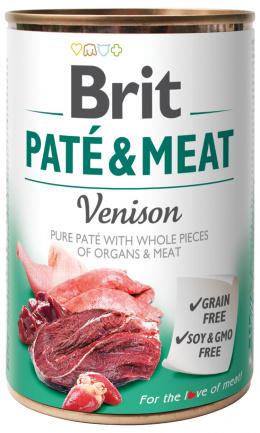 Brit Pate a Meat zverina 400g