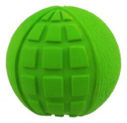 Hracka DF Latex lopta zelena so zvukom 7cm