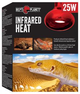 RP ziarovka Infrared HEAT 25W