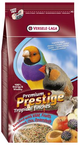 PREST Premium krm. 1kg pre drobne exoty