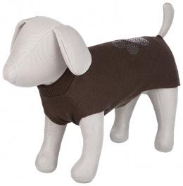 Moncton pullover, M: 45 cm, hnedá