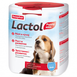 Beaphar lactol puppy 500 g mlieko sušené pre šteniatka