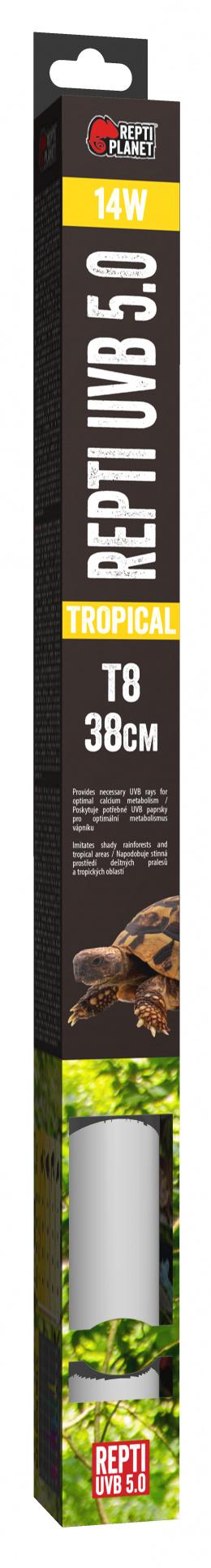 RP ziarivka Fluorescent UVB 5.0 38cm 14W