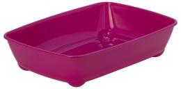 Toaleta MC Economy 42x31x13cm cervena