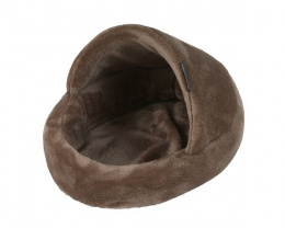 Peliešok papuča pre hlodavce hnedý