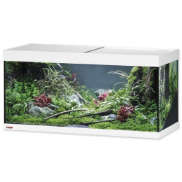 Akvárium set EHEIM Vivaline LED biely 180l, 100x40x45