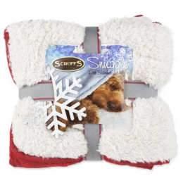 Deka Scruffs Snuggle Blanket Winter 110x75cm mix