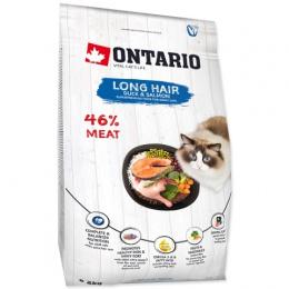 Ontario Cat Longhair 2kg