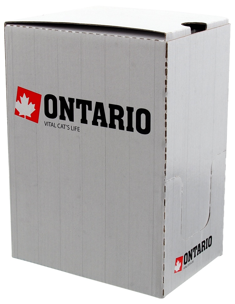 ONTARIO Stick for cats Lamb Rice 5g
