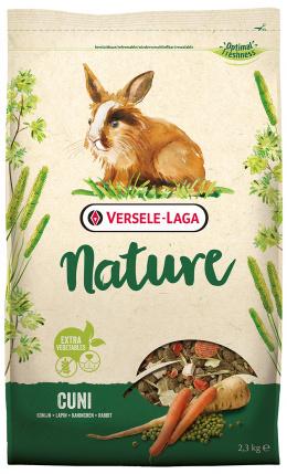 Krmivo Nature Cuni pre kraliky 2,3kg